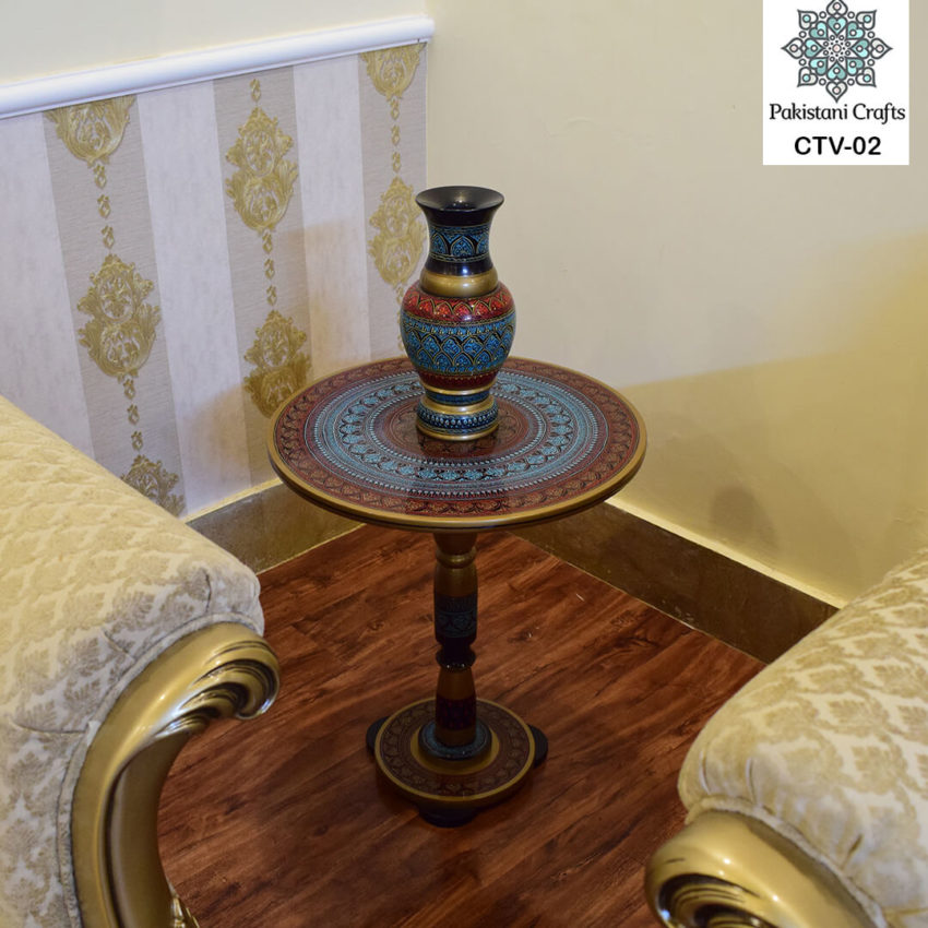 Handmade Corner Table