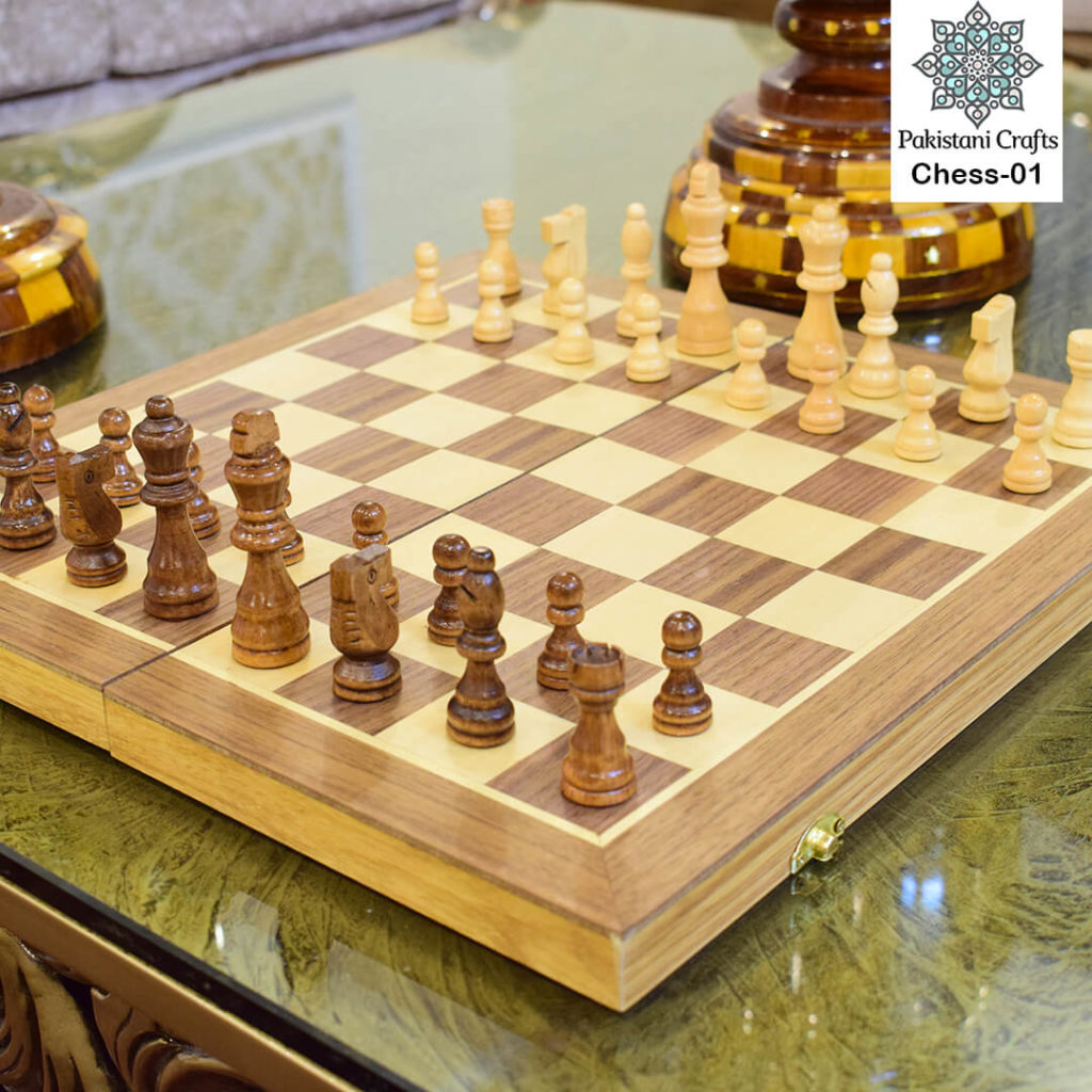 wooden chess set, Chess set, wooden chess set in Pakistan,