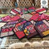 Sindhi Hand Embroidery Runner and Place Mat Set TRS-13