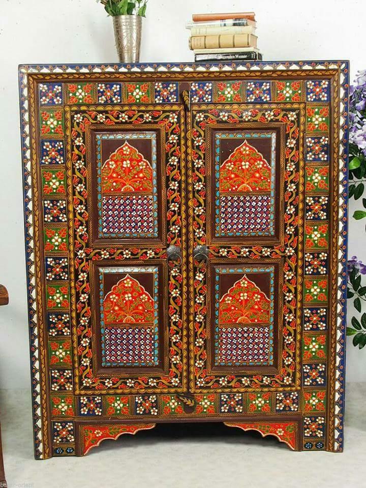 Wooden Chester Double Door