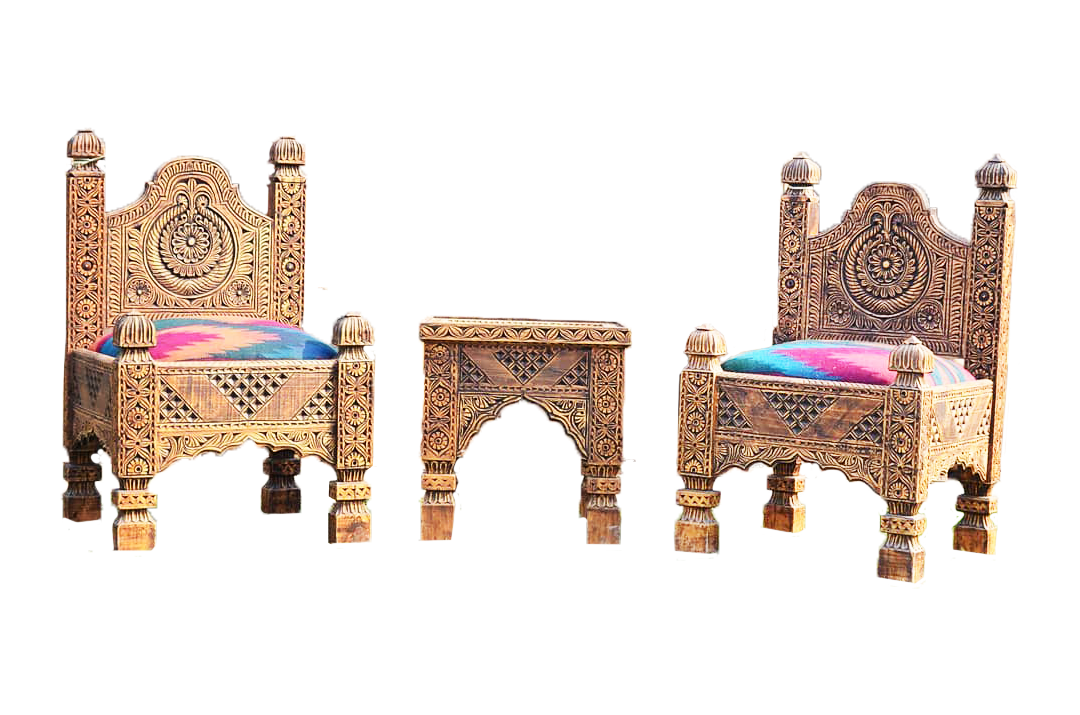 Bedroom Chair Set Swati