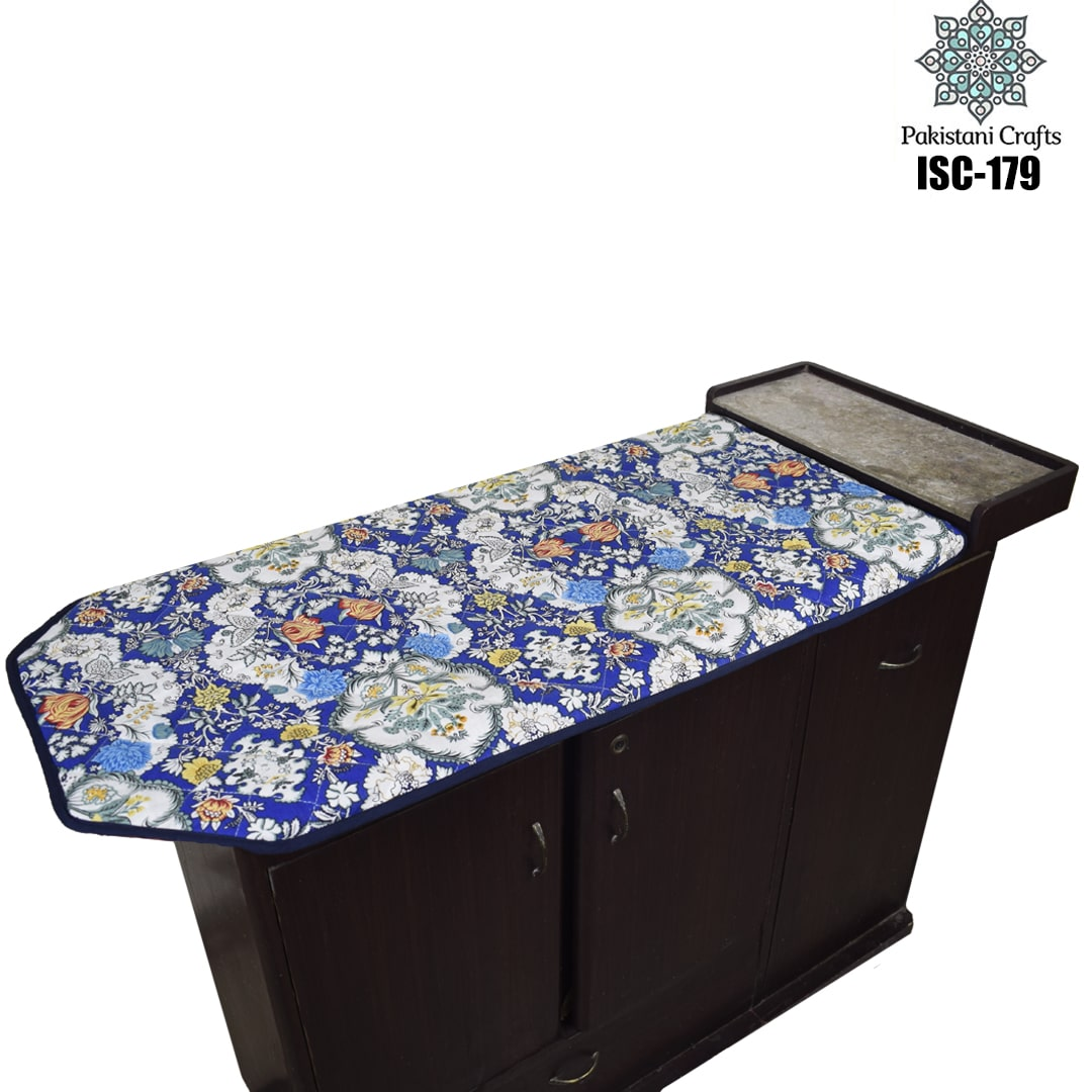 Flower Iron Stand Cover ISC-179