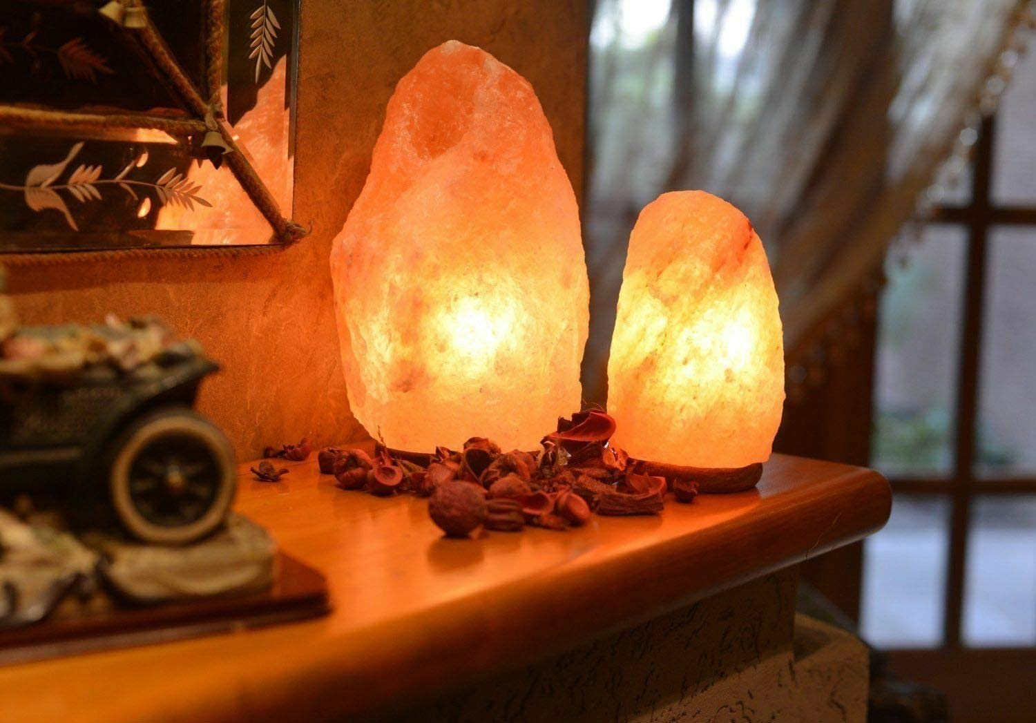 Himalayan Salt Crafted Heart Lamp SCL-01