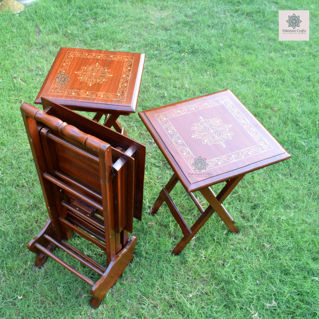Picnic Table Set of 4