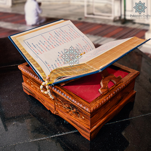 Quran Rehal with Box